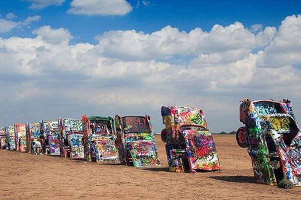 Top 5 U.S. Roadside Attractions