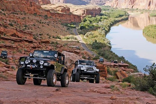 Awesome Places to go Off Roading