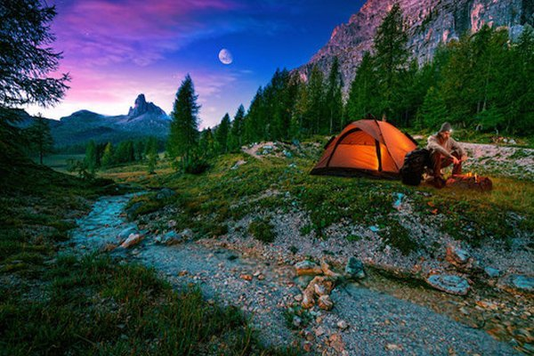 Best Places to go Camping in the US