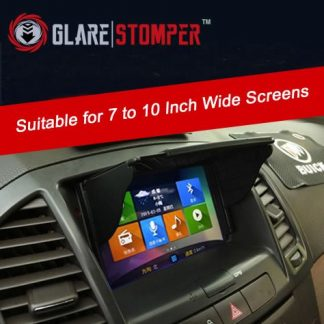 GPS In Dash Sun Shade Visor anti Glare